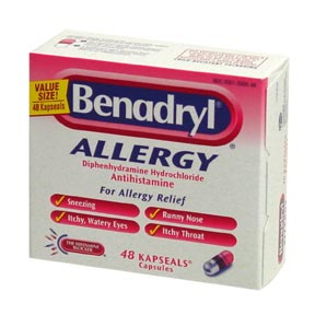 Can I give my cat Benadryl?