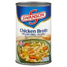 Can I give my cat chicken broth?