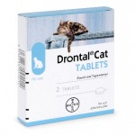 Can I Give My Cat Drontal?