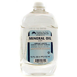 Can I give my cat mineral oil?