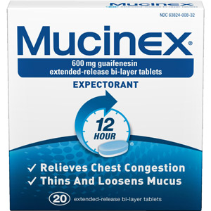 Can I give my cat Mucinex?