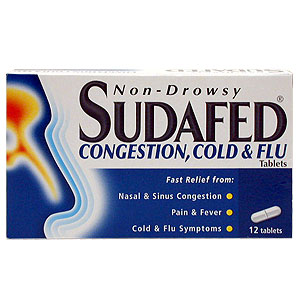Can I give my cat Sudafed?