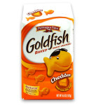 Can I Give My Cat Goldfish Crackers?