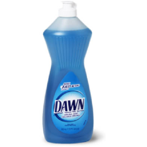 Can I give my cat a bath with Dawn?